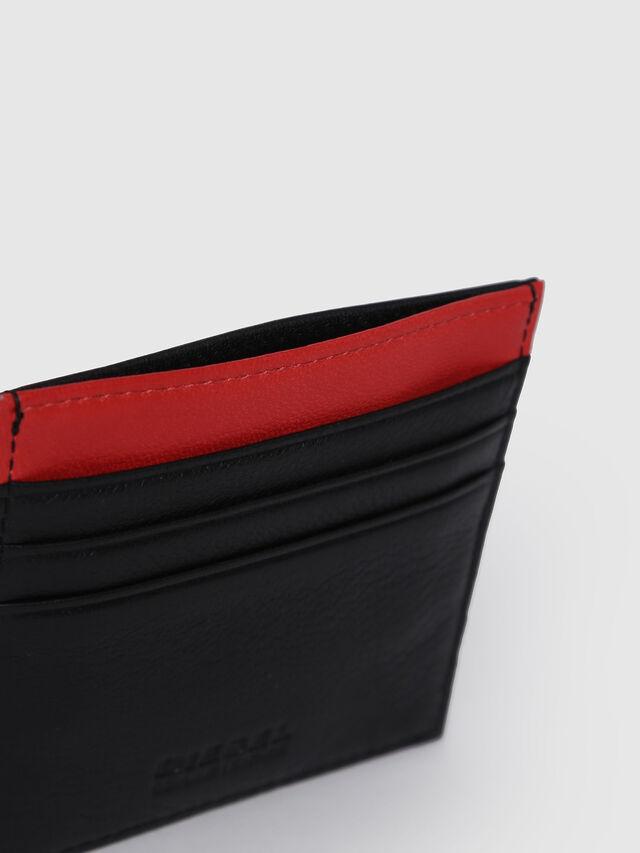 Diesel - JOHNAS I, Black/Red - Small Wallets - Image 3