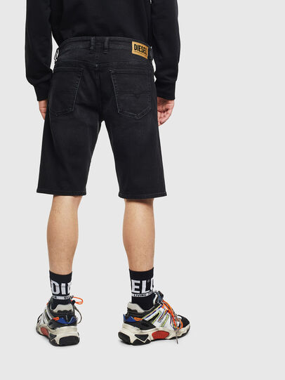 Diesel - THOSHORT, Black - Shorts - Image 2