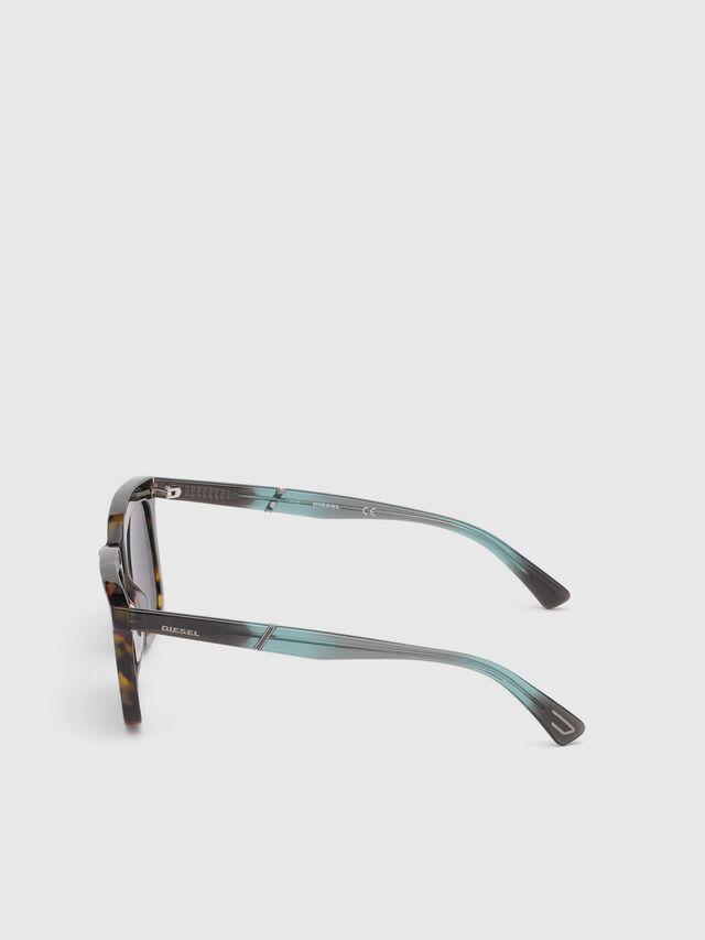 Diesel - DL0284, Multicolor - Sunglasses - Image 3