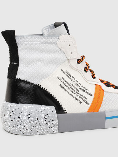 Diesel - S-DESE MID RC, Multicolor/White - Sneakers - Image 5