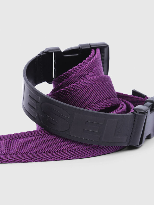 Diesel - B-CAERANO, Violet - Belts - Image 2