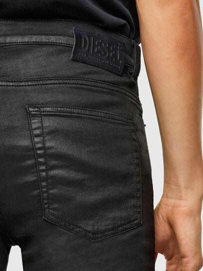 Diesel - D-Reeft JoggJeans® 069TE, Black/Dark grey - Jeans - Image 4