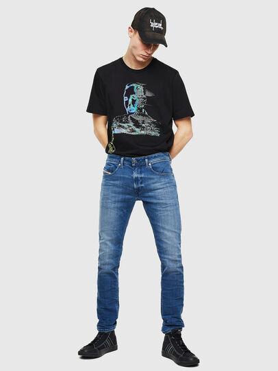 Diesel - Thommer 0097X, Medium blue - Jeans - Image 6