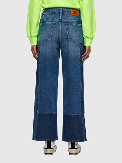 Diesel - Widee 009EU, Light Blue - Jeans - Image 2