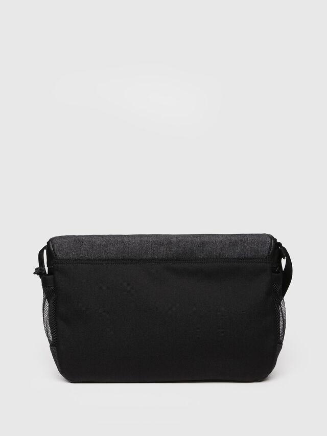 Diesel - F-URBHANITY MESSENGE, Black/Brown - Briefcases - Image 2