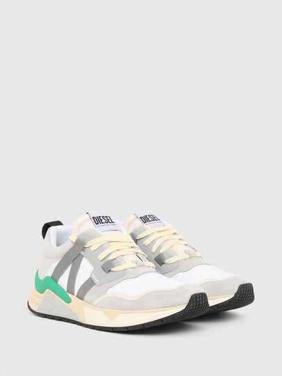 Diesel - S-BRENTHA WL, White/Grey - Sneakers - Image 2