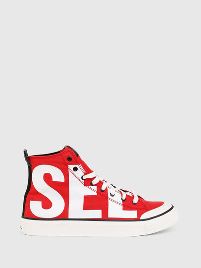 Diesel - S-ASTICO MC, Red/White - Sneakers - Image 1