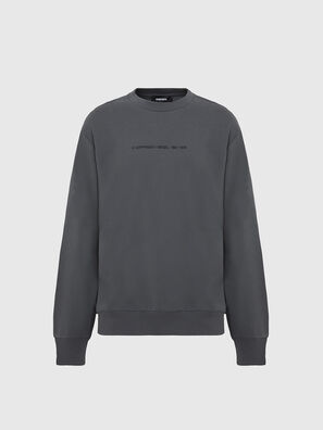 S-BIAY-COPY, Dark grey - Sweaters