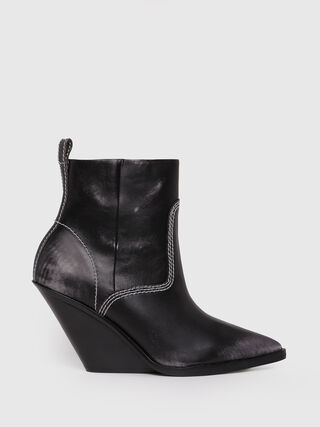 D-WEST AB,  - Ankle Boots