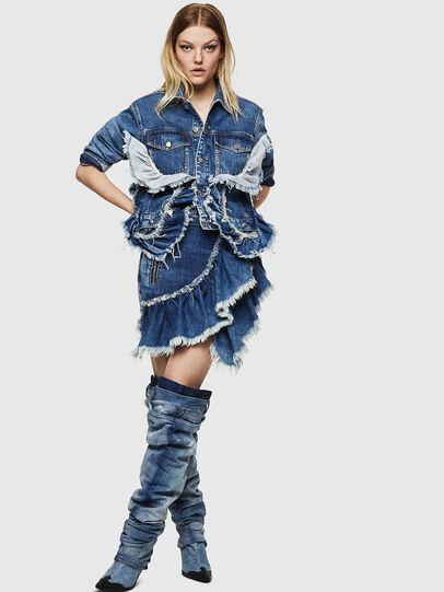 Diesel - DE-AGGIE,  - Skirts - Image 6