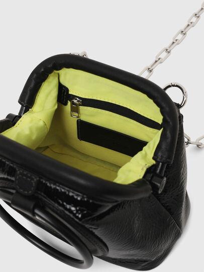 Diesel - CUTYE, Black - Crossbody Bags - Image 4