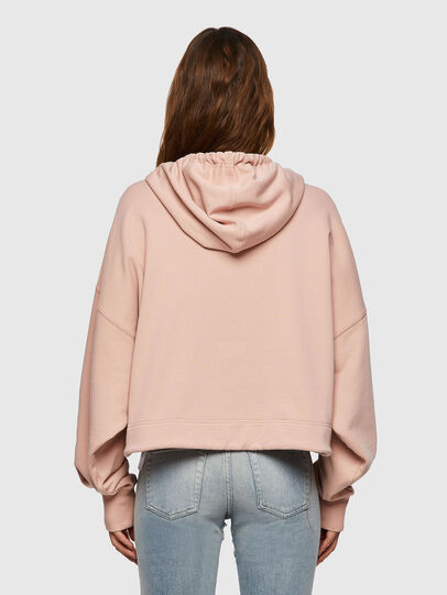 Diesel - F-CROPPY-B1, Pink - Sweaters - Image 2