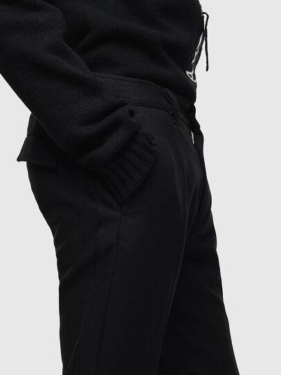 Diesel - P-RING-SMP, Black - Pants - Image 3