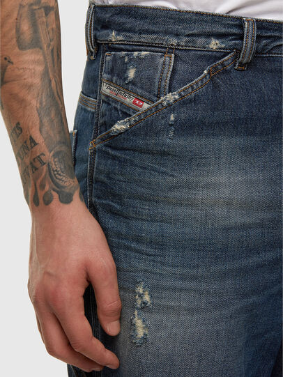 Diesel - D-Franky 009EW, Dark Blue - Jeans - Image 3