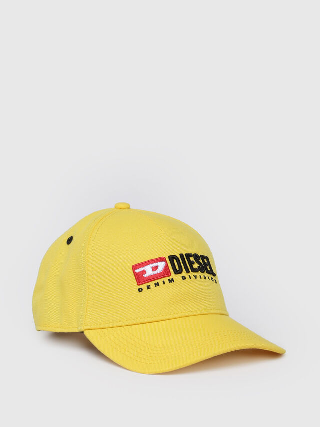 Diesel - CAKERYM-MAX, Yellow - Caps, Hats and Gloves - Image 1