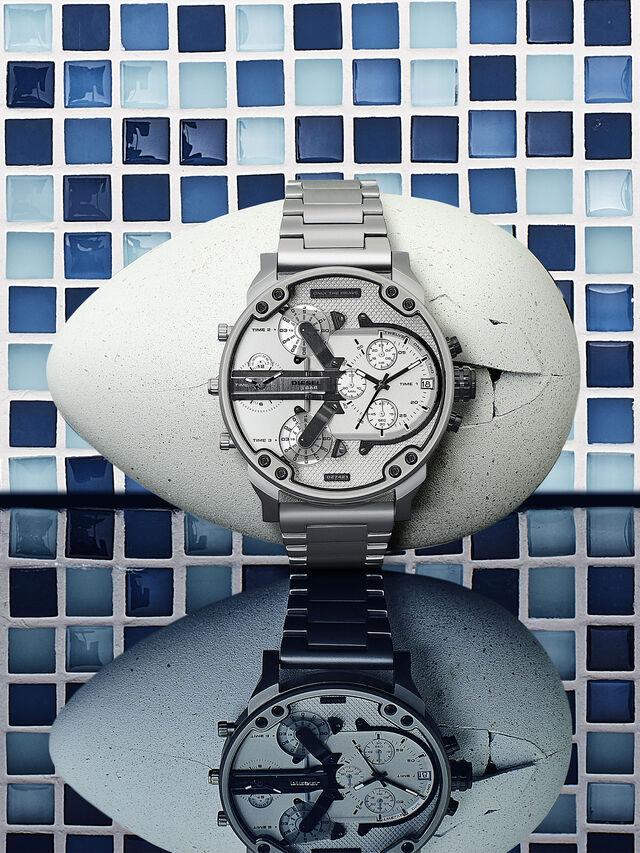 Diesel - DZ7421, Silver/Black - Timeframes - Image 2