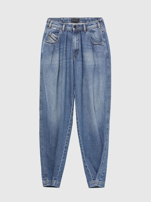 TYPE-1008, Medium blue - Jeans