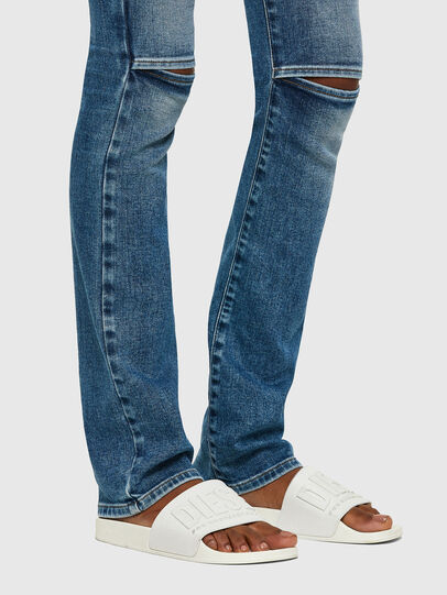 Diesel - Slandy-B 009PT, Light Blue - Jeans - Image 5