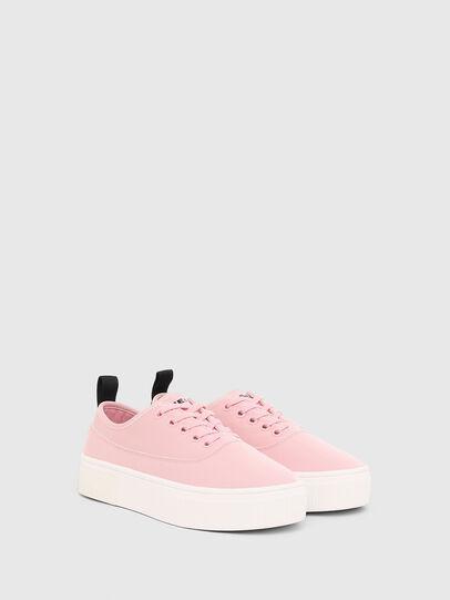 Diesel - S-VANEELA LOW, Pink/White - Sneakers - Image 2