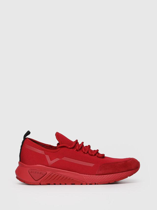 Diesel - S-KBY STRIPE, Red - Sneakers - Image 1