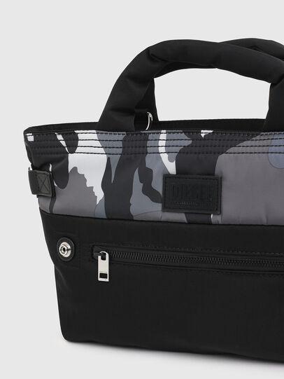Diesel - GYNEVRA, Black - Satchels and Handbags - Image 5