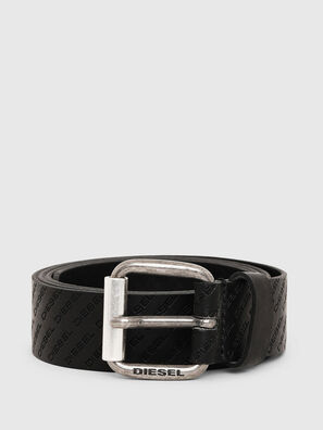 B-SOLESINO, Black - Belts