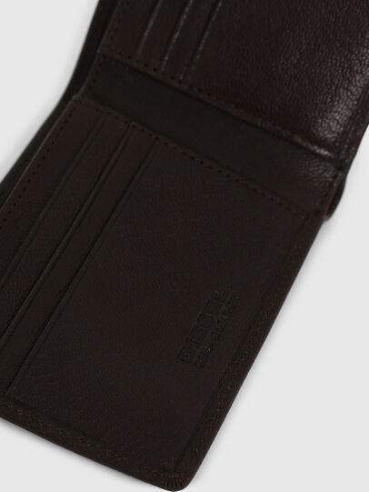 Diesel - NEELA XS, Dark Brown - Small Wallets - Image 4