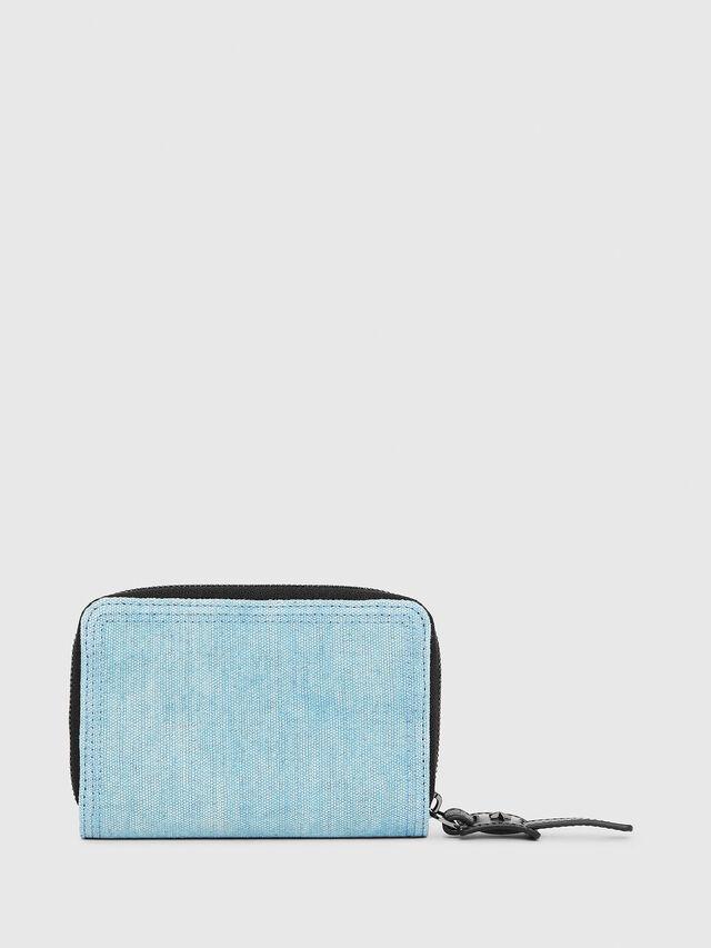 Diesel - BUSINESS II, Black/Blue - Small Wallets - Image 2