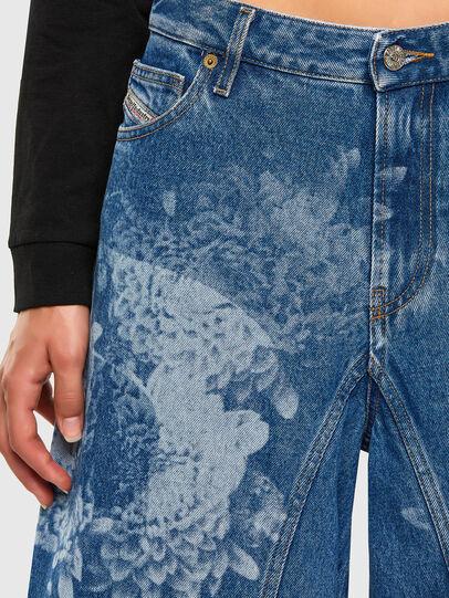 Diesel - D-Spritzz 009GV, Medium blue - Jeans - Image 3
