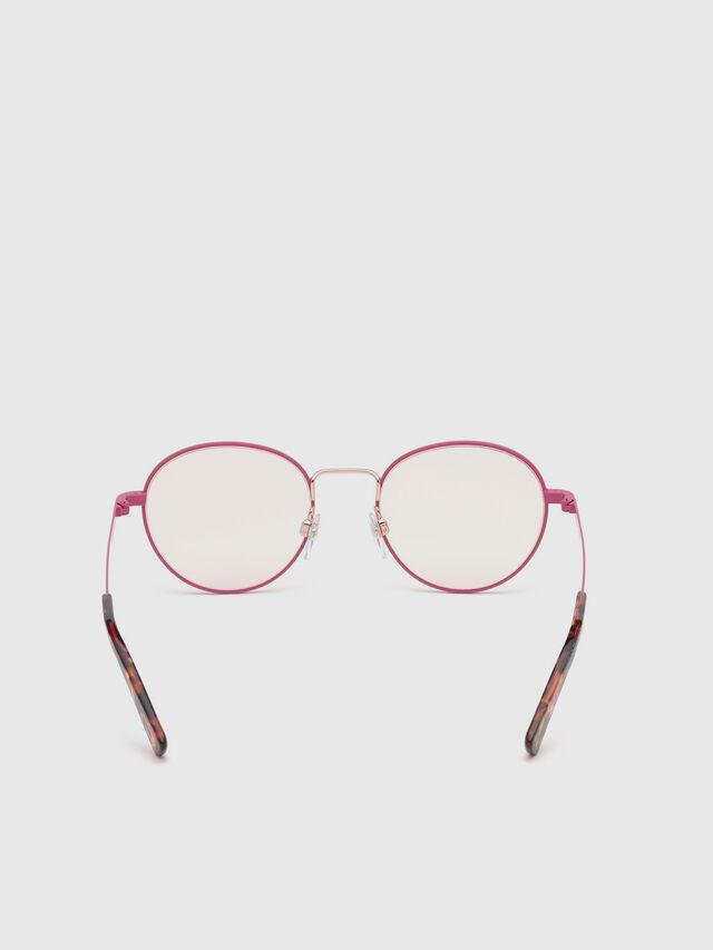 Diesel - DL0290, Pink - Eyewear - Image 4