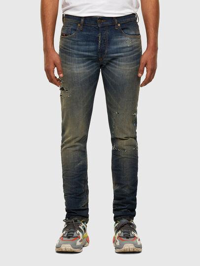 Diesel - Tepphar 009GP, Dark Blue - Jeans - Image 1