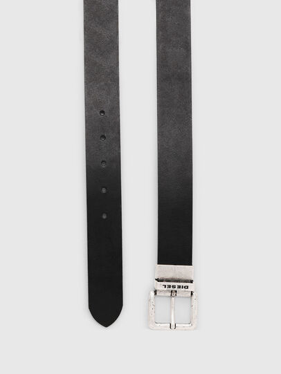 Diesel - B-DOUCKLE II, Black/Brown - Belts - Image 3