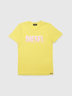 TSILYWH, Yellow - T-shirts and Tops