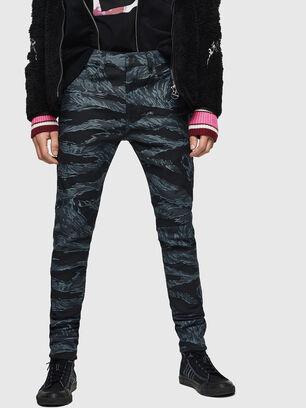 D-Amny 0091R, Dark Blue - Jeans