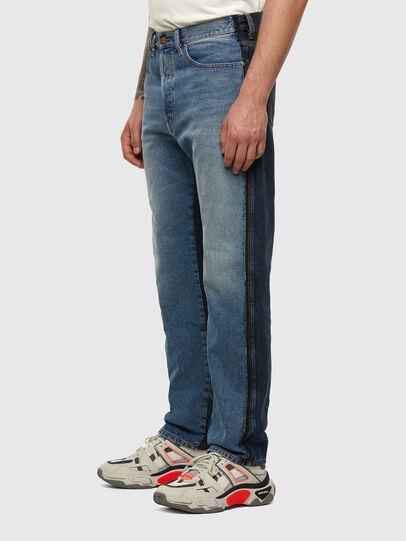 Diesel - D-Macs 009HX, Medium blue - Jeans - Image 5