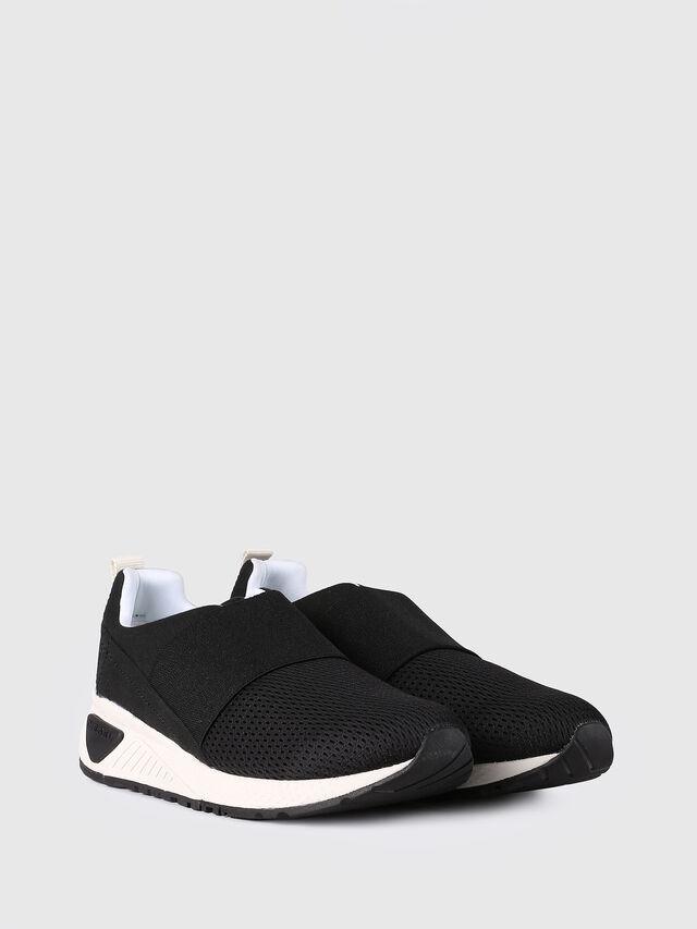 Diesel - S-KB ELASTIC, Black - Sneakers - Image 2