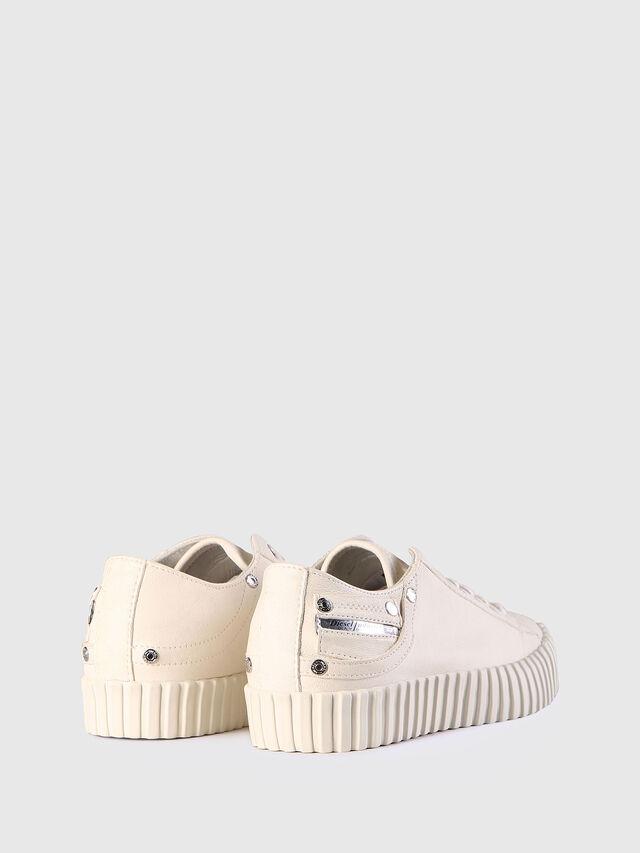 Diesel - S-EXPOSURE CLC W, White - Sneakers - Image 3