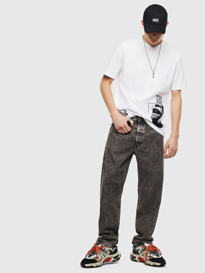 Diesel - T-JUST-T18, White - T-Shirts - Image 6