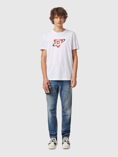 Diesel - T-DIEGOS-K24, White - T-Shirts - Image 4