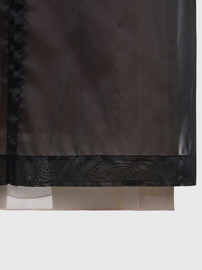 Diesel - D-LAY, Black - Dresses - Image 5