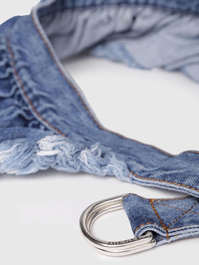Diesel - B-RUFFLE, Blue Jeans - Belts - Image 2
