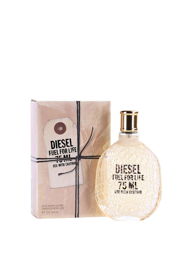 Diesel - FUEL FOR LIFE WOMAN 75ML, Generic - Fuel For Life - Image 1