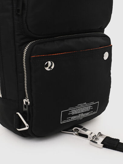 Diesel - VYRGO, Black - Crossbody Bags - Image 7
