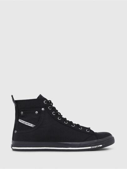 Diesel - EXPOSURE I, Black - Sneakers - Image 1