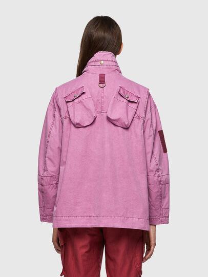 Diesel - G-BUMS, Pink - Jackets - Image 2