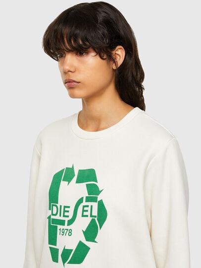 Diesel - S-GIRK-N81, White - Sweaters - Image 6