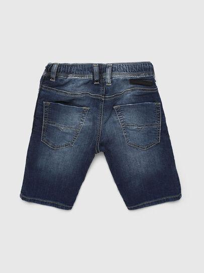 Diesel - KROOLEY-JOGGJEANS-J SH, Medium blue - Shorts - Image 2