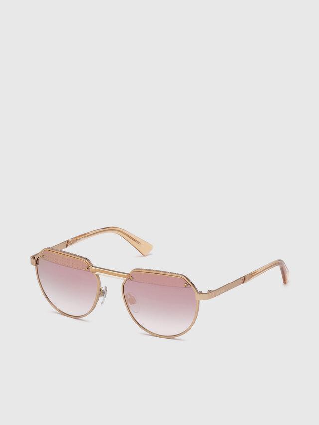 Diesel - DL0260, Pink - Eyewear - Image 2