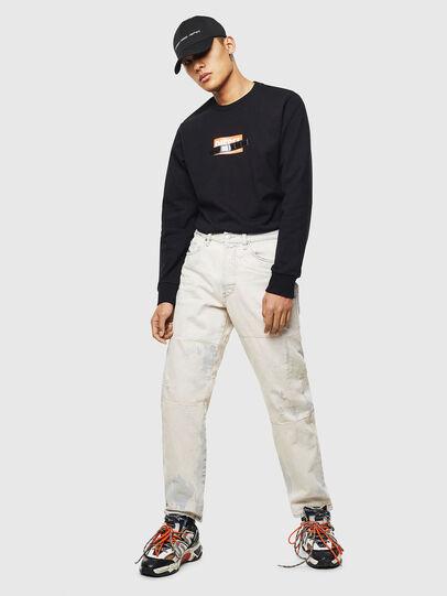 Diesel - S-GIRK-S4, Black - Sweaters - Image 6