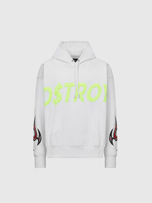 S-ALBY-X6, White - Sweaters